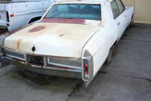 Cadillacs 2 Cars FOR 1 Price 1965 RHD LHD Good Runners 4 HOT RAT ROD American