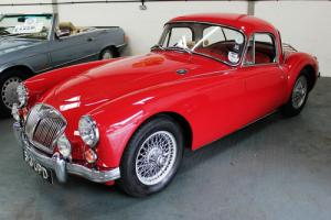 MGA Coupe 1960 Stunning Condition Throughout