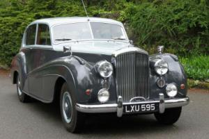 1951 Bentley MK VI Saloon B193HP