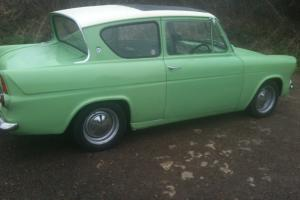 FORD ANGLIA 1967 1700 CROSSFLOW POWERED
