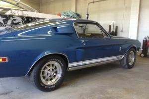 1968 Shelby GT 500 - Acapulco Blue - More Pictures! Photo