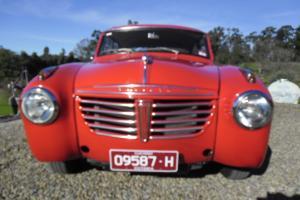 1956 Goliath GP900E Sedan  Photo