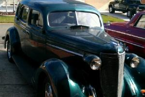 1937 HOT ROD NASH LAFAYETTE 400