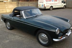 1964 MGB Roadster tax exempt