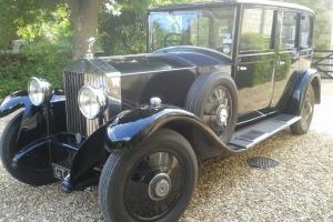 1931 Rolls Royce Limousine 20/25