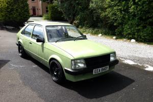 Vauxhall Astra Turbo GTE MK1