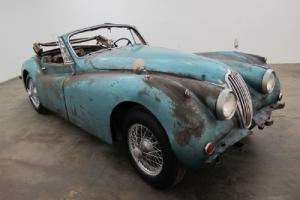 Jaguar xk140 dhc MC, Matching numbers, great find, rare