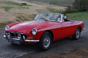1970 MGB Roadster, good condition, nice driver