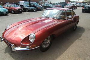 1968 E Type Series