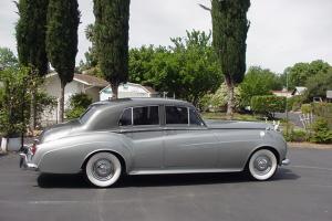 1961 Rolls Royce Silver Cloud II Harold Radford