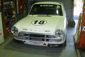 Cortina Racecar 2 Door