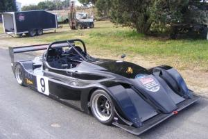 Sports Racing CAR Challenger 2010 GSXR 1000 Injected Motor