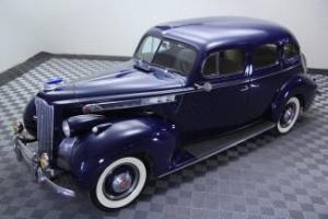 "1940 PACKARD ONE TEN ""110"" - FULLY RESTORED AND GEORGEOUS"