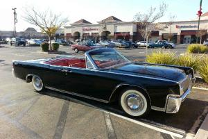1964 Lincoln Continental Convertible 7.0L