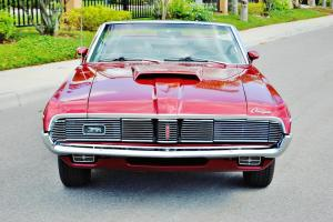 Very rare 351 4 sp 1969 Mercury Cougar XR-7 Convertible a/c 1 of 68 magnificent