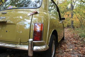 Beautifully restored Leyland Mini 1000