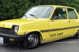 1980 Renault LeCar - Lectric Leopard