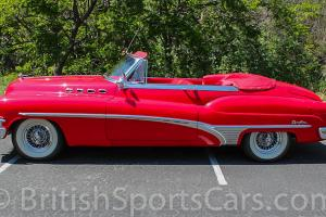 1950 Buick Roadmaster Convertible Fully Restored
