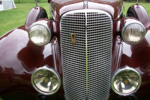 1937 Cadillac Convertible Series 75 4 Door  Fleetwood