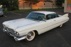 1959 Cadillac Coupe Deville * 52K Miles * From Florida * Air conditioning