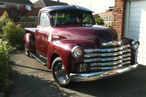 1953 Classic Chevrolet C-3100 Pickup Show Truck