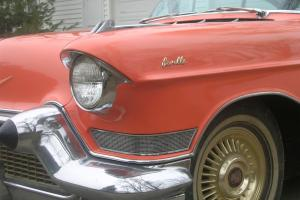 1957 Cadillac Eldorado Seville ALL AVAILABLE OPTIONS for restoration
