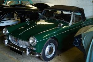 1964 MG MIDGET - BRITISH RACING GREEN - FULLY SERVICED - NEW MOT - TAX EXEMPT