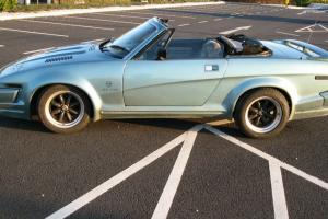 Triumph TR7 V8 Convertible Rust free very special car