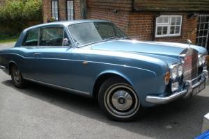 Rolls Royce Mulliner Park Ward Coupe (CORNICHE) reduced