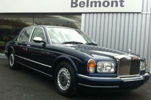 1999 Rolls-Royce Silver Seraph Petrol