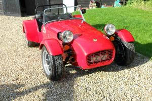caterham 7 Seven  Photo
