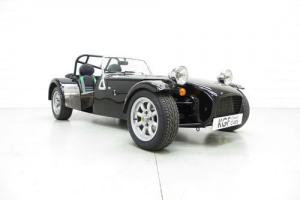 Timeless Factory Built Caterham Super Sprint with Full History and 17,234 Miles