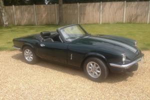 Triumph Spitfire 1976 Fully Restored