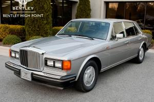 1988 Bentley Mulsanne S Sedan 4-Door 6.7L