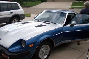 1981 Datsun 280ZX in pristine condition