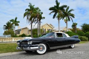 1959 Cadillac Eldorado Convertible**series 62**pwr top**eldorado trim**