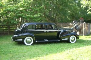 1938 Cadillac Fleetwood V16 Series 90 Limo