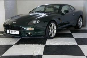 Aston Martin DB7 coupe Green eBay Motors #370795837690