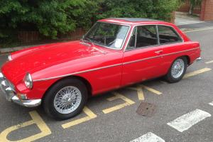 MGB GT 1 OWNER FROM NEW 1968 CLASSIC SPORTS COUPE TAX EXEMPT  Photo
