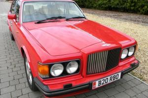 Bentley Turbo R standard car Tudorred eBay Motors #300890266490 Photo