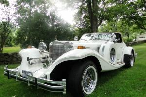 1981 EXCALIBUR SERIES IV ROADSTER Photo
