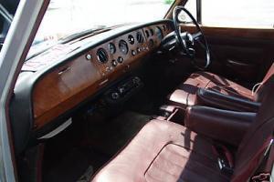1967 Bentley T1, 4-door Saloon, Silver, Right-hand drive