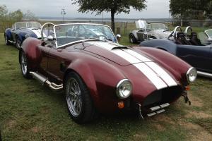 1965 AC Cobra - Backdraft Racing
