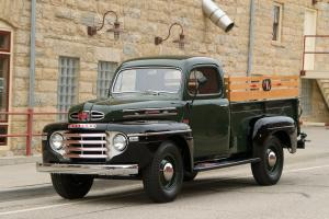 1949 / 49 Mercury / Ford M-68 1-Ton Pickup Truck