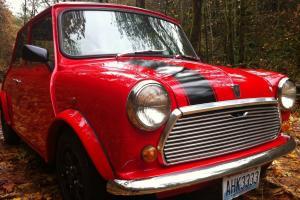 1972 Classic Mini Cooper