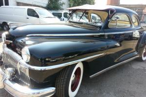 DESOTO 1947 Coupe Black