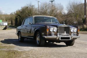 Rolls Royce 1976 Silver Shadow 1 51k Genuine Miles