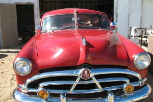 1951 HUDSON PACEMAKER 2 DR BROUGHAM--RARE!