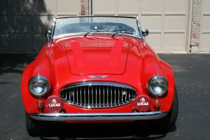 1962 Austin Healey Sebring replica kit built by Classic Roadsters