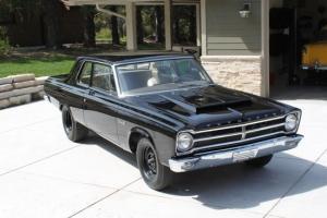 1965 Plymouth Belvedere I A990 Super Stock 426 Hemi Mopar tribute clone replica